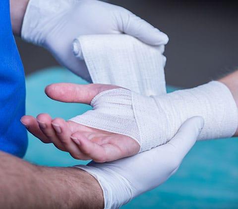 servicios sanitarios para empleados